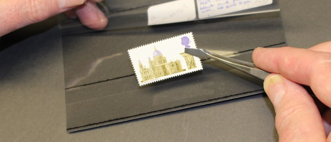 Stamp Valuations In London