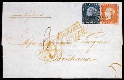 Queen Victoria rare stamp