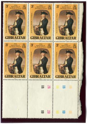 Stamps Gibraltar